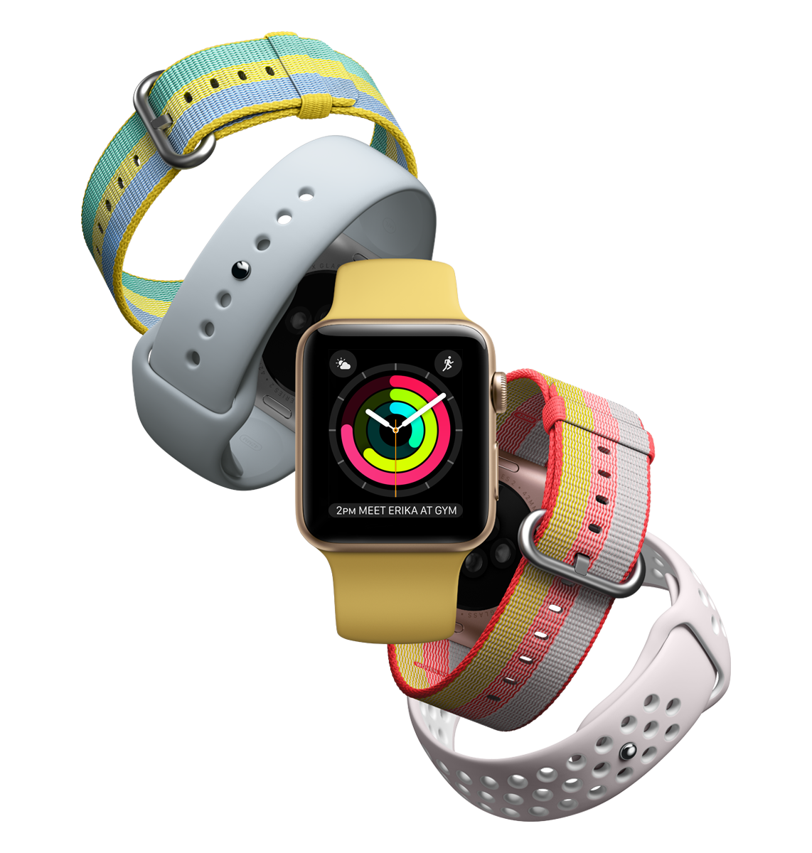 Apple Watch OS 4