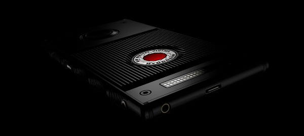 RED Hydrogen One contenu holographique