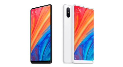Xiaomi Mi Mix 2S : concurrence le OnePlus 6