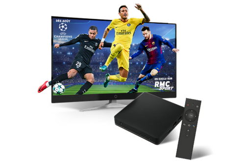 La nouvelle box Connect TV de SFR