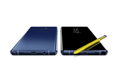 Le S Pen du Samsung Galaxy Note 9