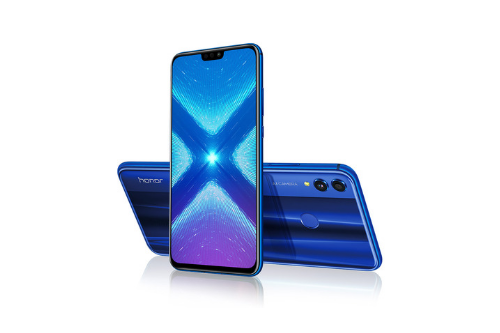 Les performances efficaces du Honor 8X