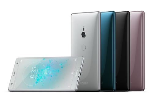 Les performances du Le design du Sony Xperia XZ2